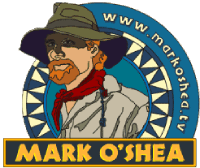 Mark O'Shea Official Website
